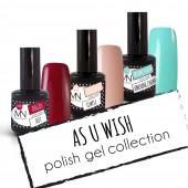 Gel Polish As U Wish Collection 12ml