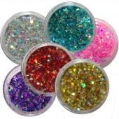 Dazzling Glitter Powders