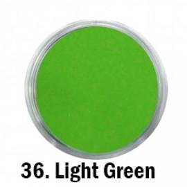 Acril Paint - no.36. - Light Green