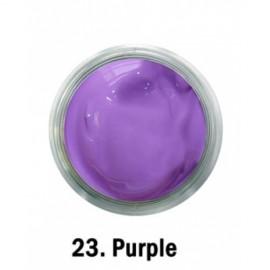 Acril Paint - no.23. - Purple