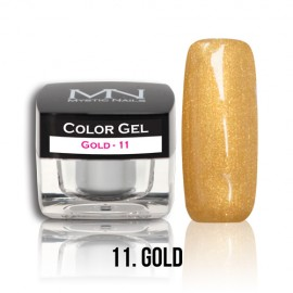 Color Gel - no.11. - Gold