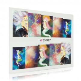 Fantasy sticker - C087