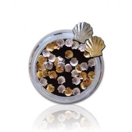 Nail Jewellery - Mini Shell