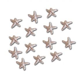 Nail Jewellery - Starfish - Bronze