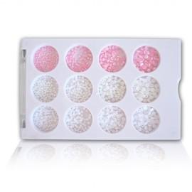Pink / Opal Pearls