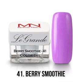 LeGrande Color Gel - no.41. - Berry Smoothie - 4 g