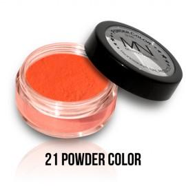 Coloured Acrylic - 21 - 8 ml